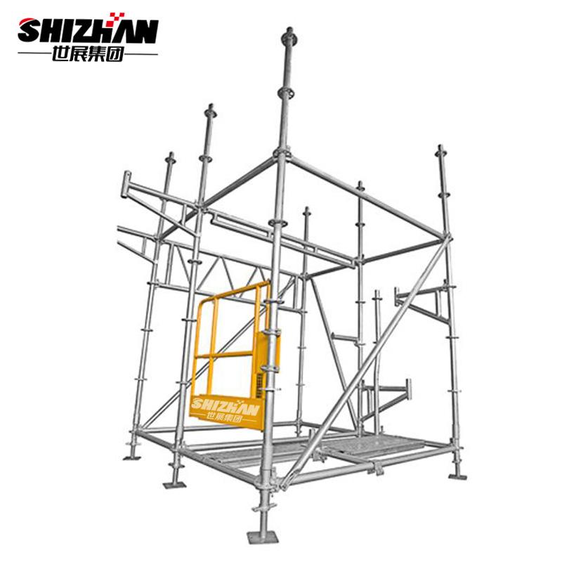 Steel Ringlock Scffolding