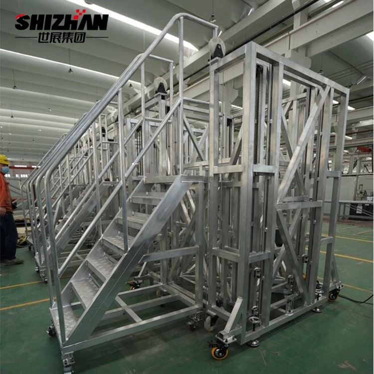 automatic lifting platform