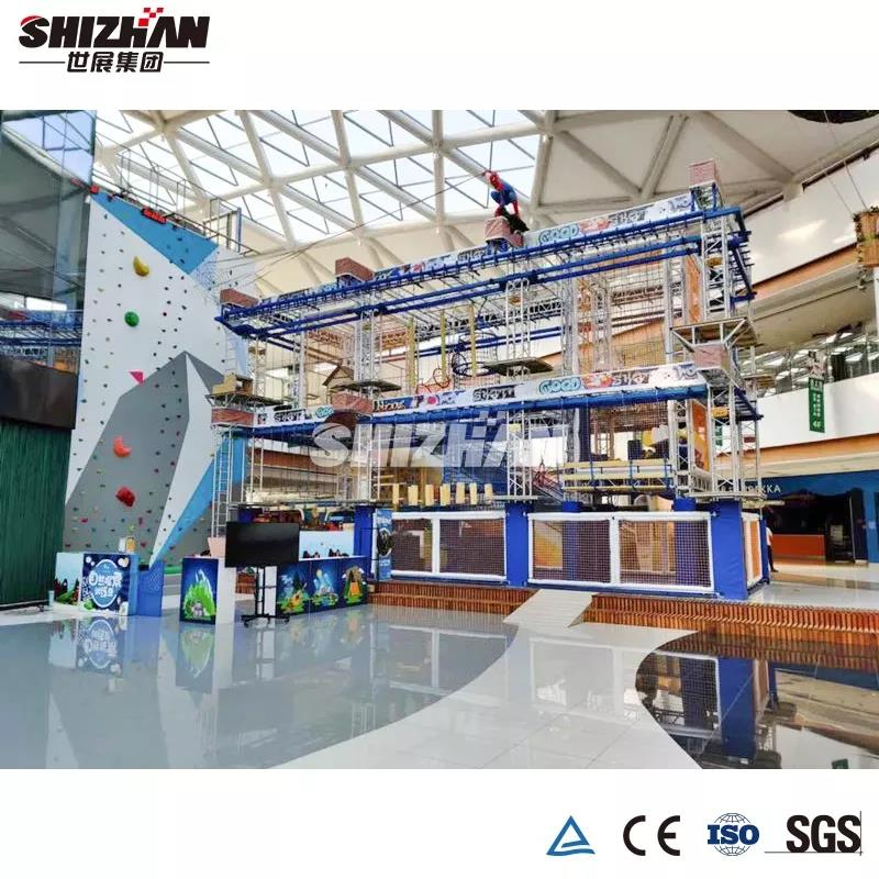 Outdoor expansion truss