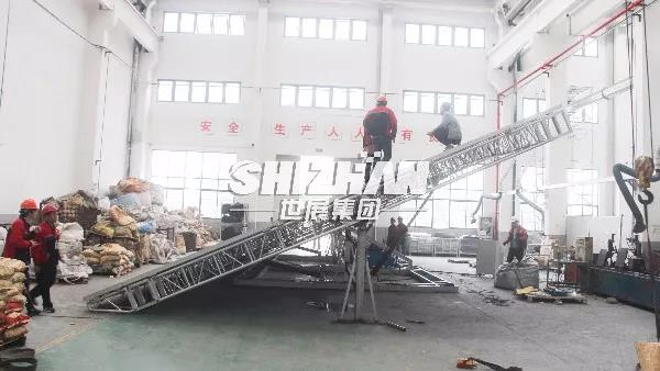 aluminum portable stage export
